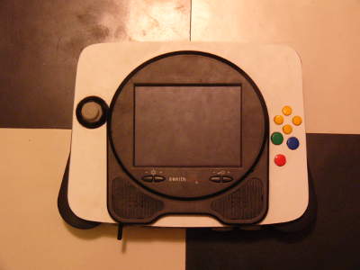 portable N64 picture